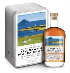 Picture of Arran Kildonan & Pladda Island 21yo