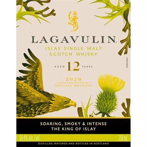 Picture of Lagavulin 12yo 2020