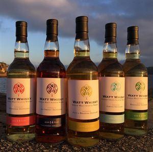 Picture of Orkney 14yo Watt Whisky